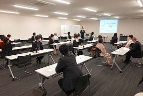 第17回 北勢地域経営研究会 「SDGs de 地方創生」ワークショップを開催しました